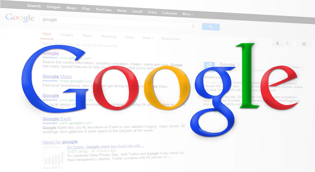 Google marketshare July 2020
